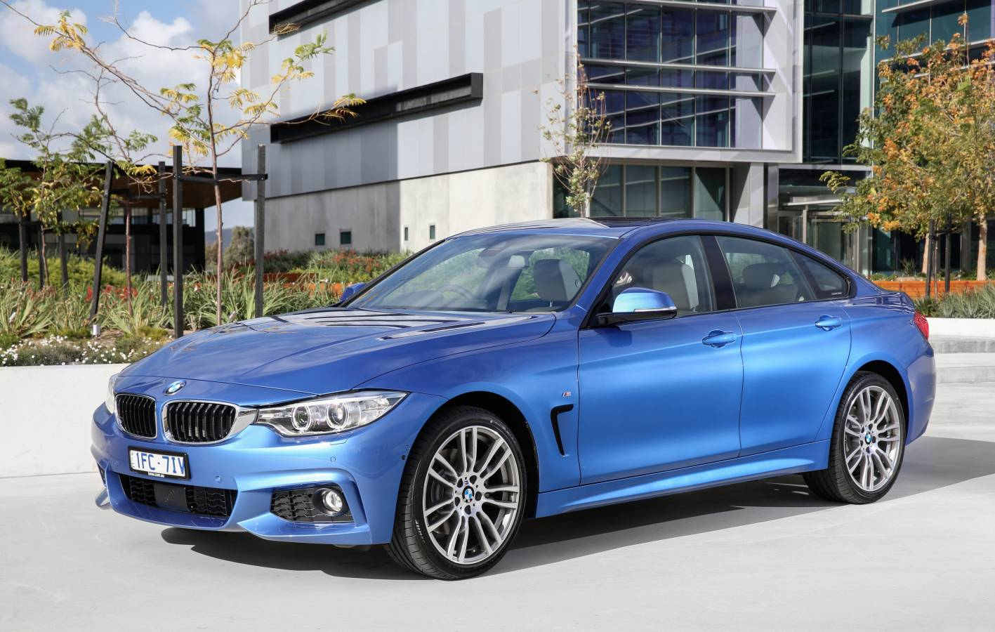 2016 bmw 4 series on sale in australia from 68 900 440i added performancedrive. Black Bedroom Furniture Sets. Home Design Ideas