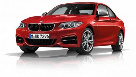 BMW M140i & M240i revealed; 250kW for entry M Performance models