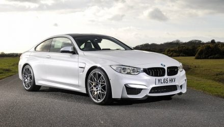 2016 BMW M3 & M4 Competition on sale in Australia from $144,900
