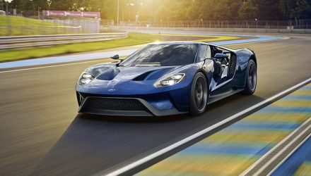 New Ford GT receives 6506 applications, over 6000 will be rejected