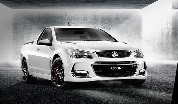2016 Holden Ute