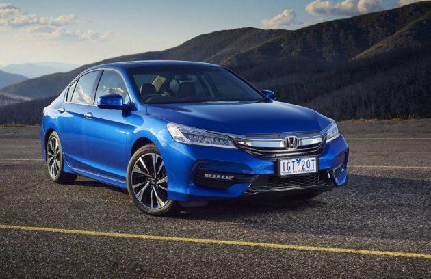 2016 Honda Accord V6L