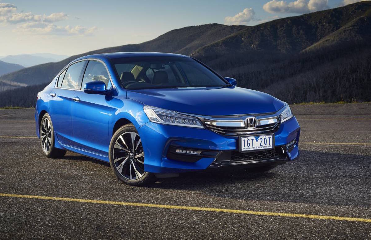 2016 honda accord update on sale in australia from 32 990 performancedrive. Black Bedroom Furniture Sets. Home Design Ideas