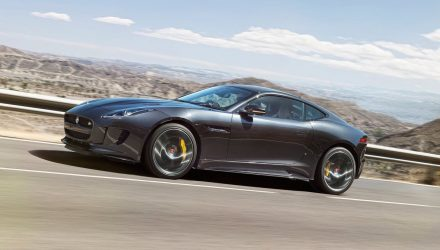 2018 Jaguar F-Type facelift to bring 2.0L turbo 4cyl option
