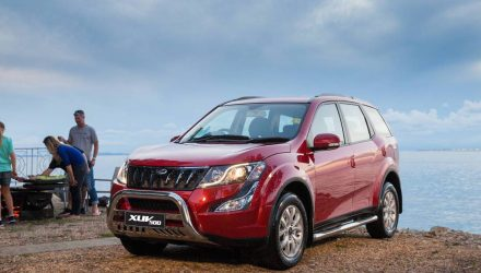 Mahindra XUV500 automatic now on sale in Australia