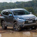 2016 Mitsubishi Pajero Sport review (video)