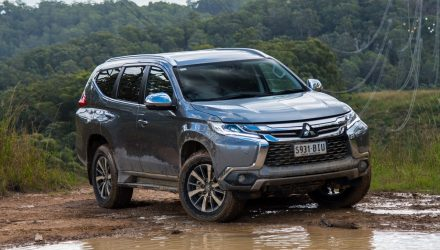 2016 Mitsubishi Pajero Sport review (video)