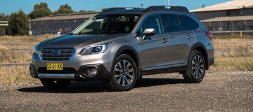 2016 Subaru Outback 3.6R