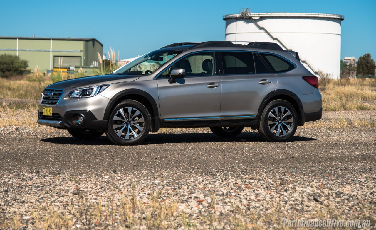 2016 subaru outback 3 6r review video performancedrive. Black Bedroom Furniture Sets. Home Design Ideas