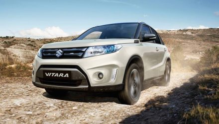 2016 Suzuki Vitara diesel on sale in Australia from $35,990