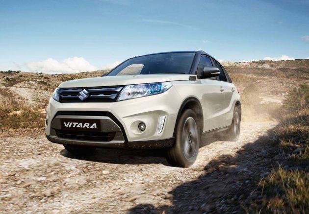2016 Suzuki Vitara RT-X Diesel