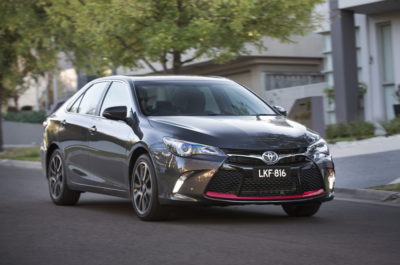 2016 Toyota Camry on sale in Australia from $26,490  PerformanceDrive