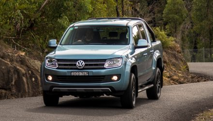 2016 Volkswagen Amarok Atacama TDI420 review (video)