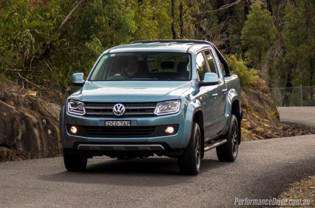 2016 Volkswagen Amarok Atacama-Australia