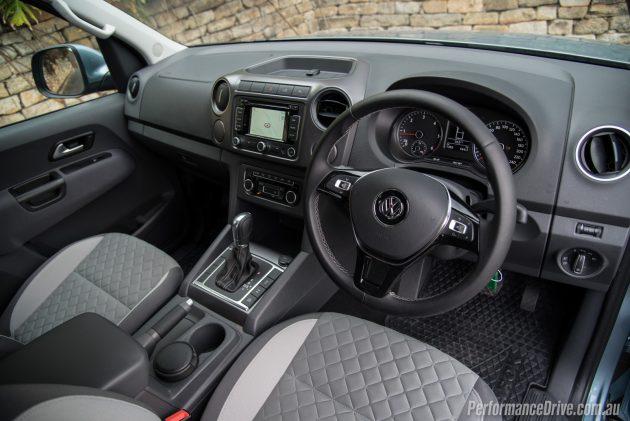 2016 Volkswagen Amarok Atacama-interior
