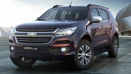 2017 Holden Trailblazer confirmed as Colorado 7 replacement