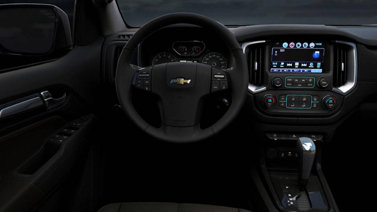 2016 Chevy Trailblazer | Car Interior Design