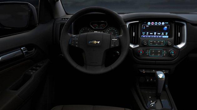 2017 Holden Trailblazer-interior