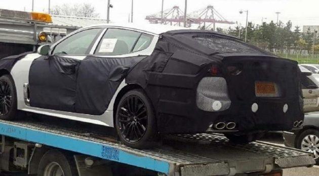 2017 Kia GT prototype