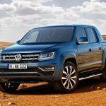 2017 Volkswagen Amarok revealed, powerful new V6 TDI option