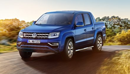 2017 Volkswagen Amarok; more details released, interior revealed