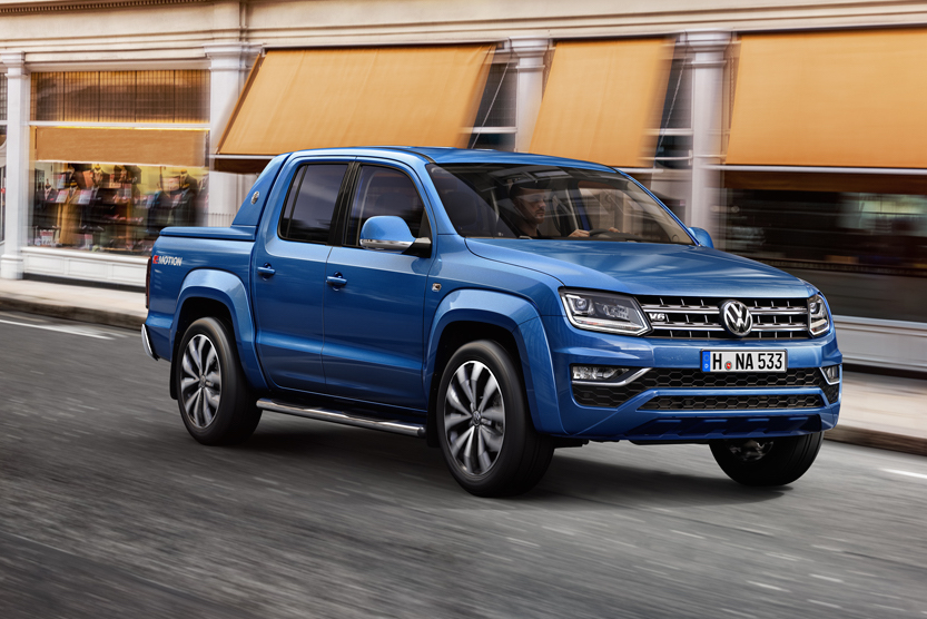 2017 volkswagen amarok more details released interior revealed performancedrive. Black Bedroom Furniture Sets. Home Design Ideas