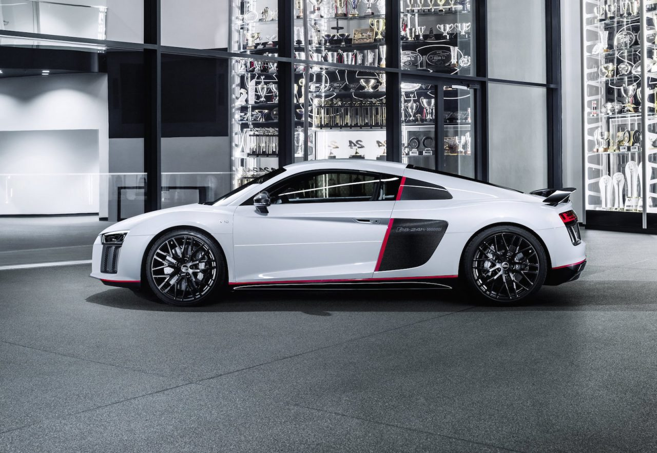 audi r8 v10 39 selection 24h 39 special edition announced. Black Bedroom Furniture Sets. Home Design Ideas