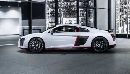 Audi R8 V10 'selection 24h' special edition announced
