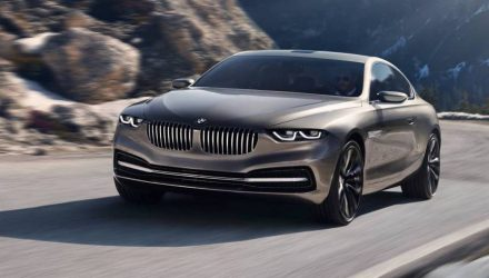 BMW confirms new large luxury model & 'I NEXT' autonomous car