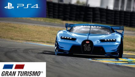 Gran Turismo Sport revealed, new PlayStation 4 driving simulator (videos)