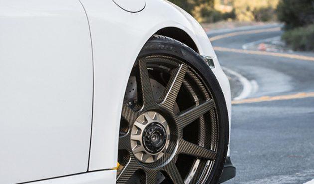 Carbon Revolution wheels
