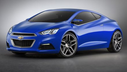 Man envisages Chevrolet Jolt fully electric sports car