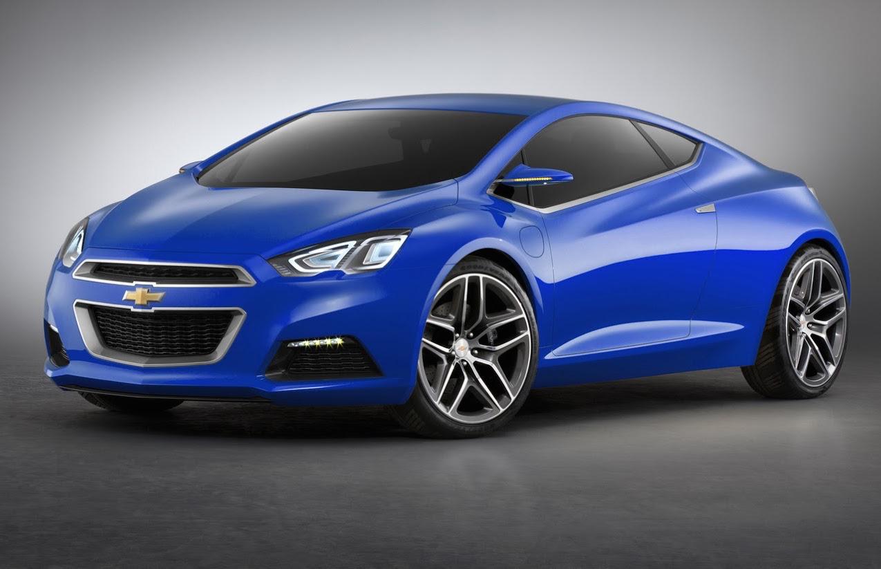 man envisages chevrolet jolt fully electric sports car performancedrive. Black Bedroom Furniture Sets. Home Design Ideas