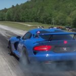 Twin-turbo Dodge Viper breaks half-mile speed record (video)