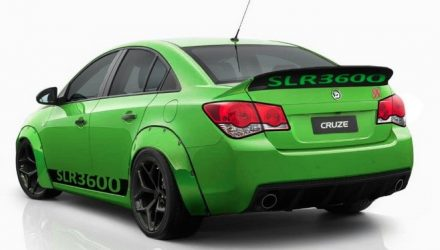 Holden Cruze-A9X mashup would make a ripping sendoff
