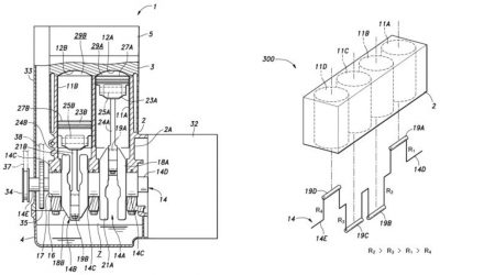 Honda developing variable cylinder displacement engine