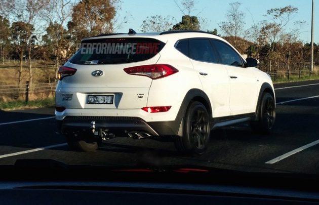 Hyundai Tucson SR