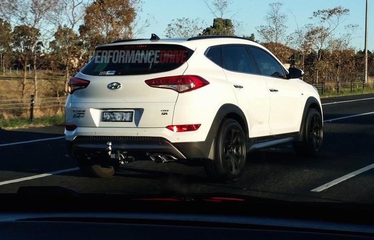 2016 Hyundai Tucson Sr Sports Version Spotted