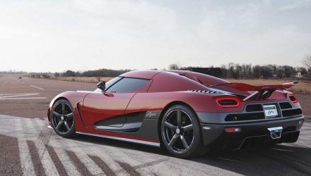Koenigsegg developing insane 1600cc four-cylinder engine