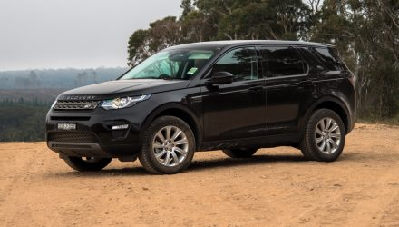 Land Rover Discovery Sport TD4 SE review (video)