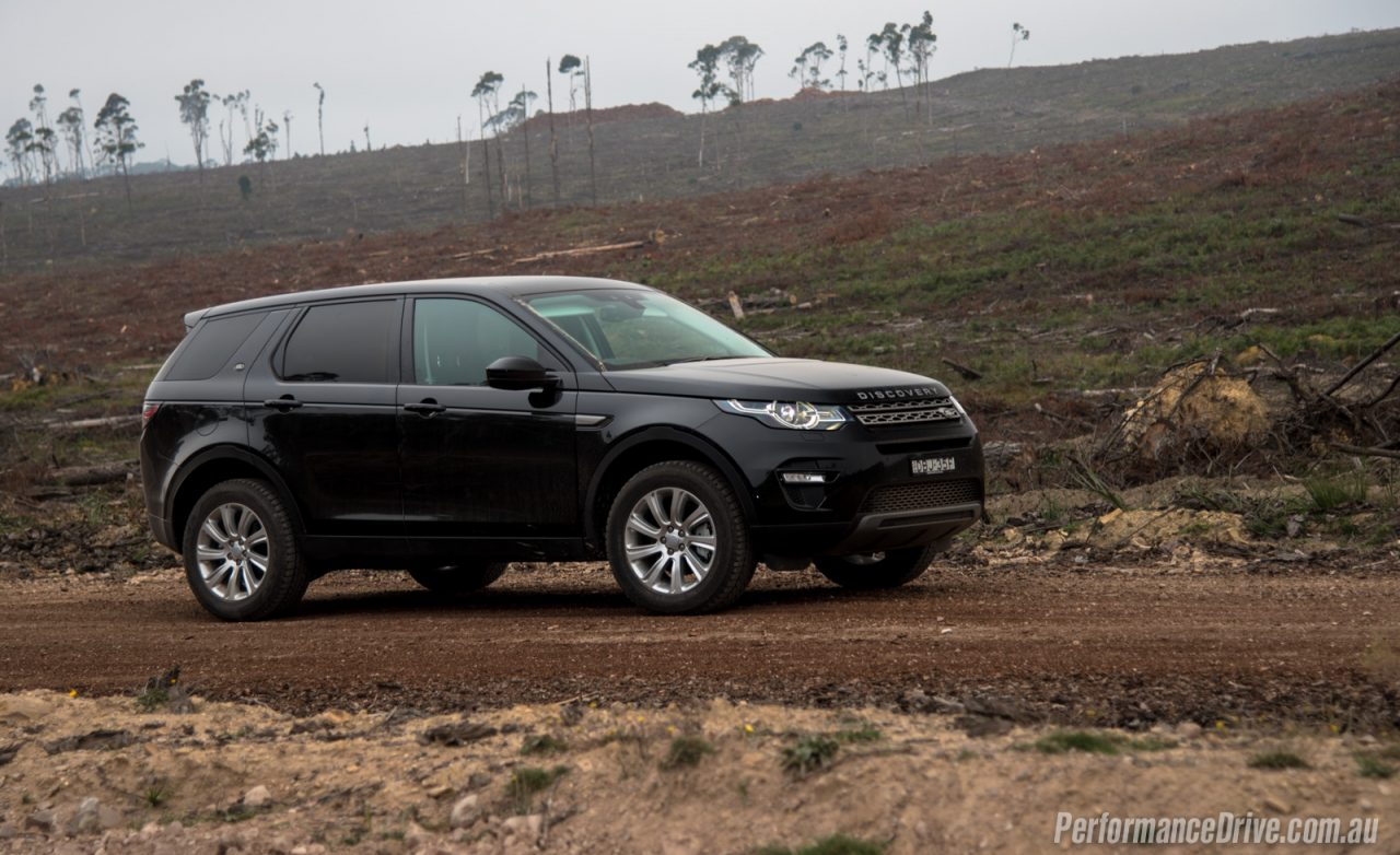 Land Rover Discovery Sport Td4 Se Review Video