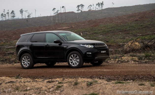 Land Rover Discovery Sport TD4 SE-Australia