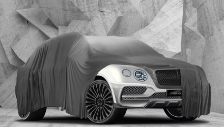 Mansory plans first enhancement package for Bentley Bentayga