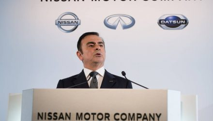 Nissan buying 34% of Mitsubishi Motors for 237 billion yen