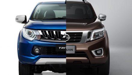 Future Mitsubishi Triton & Nissan Navara to share platforms
