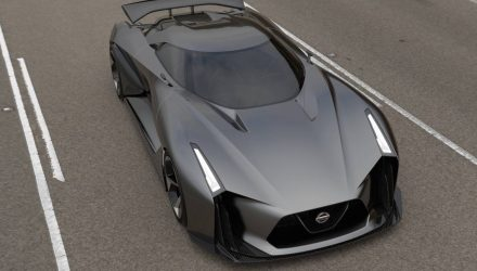 Next-gen Nissan GT-R 'R36' design development commences