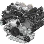 Porsche unveils next-gen twin-turbo V8, to debut in next Panamera