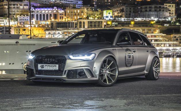 Prior Design Audi A6 Avant