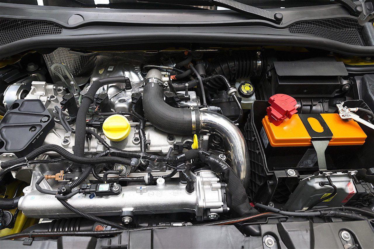 renault clio r s 16 concept gets megane 275 engine conversion performancedrive