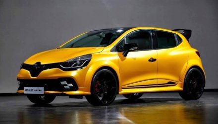 Hottest-ever Renault Clio R.S. leaked, new '250' version?